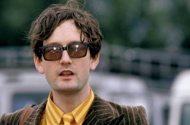 Jarvis Coker - Pulp at Glastonbury 1995 (Picture: Redferns)