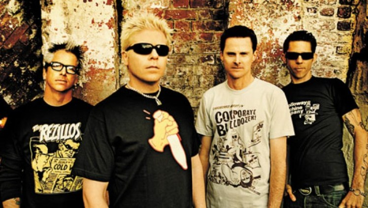 The Offspring - pop punk, alternative rock, Smash (Courtesy of the Offspring) When rock bands become adult contemporary   the strokes the offspring genesis elp yes pink floyd r.e.m.