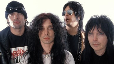 Motley Crue, Hair Metal (Photo by Mick Hutson/Redferns)