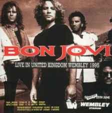 Bon Jovi live in 1995