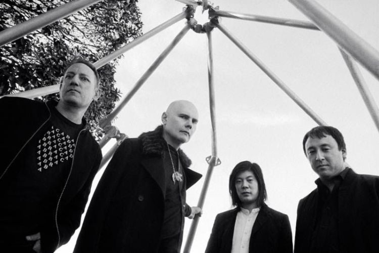 Original Smashing Pumpkins guitarist, James Iha, reunited with the group. Previously Iha was involved with music by Michael Stipe and A Perfect Circle