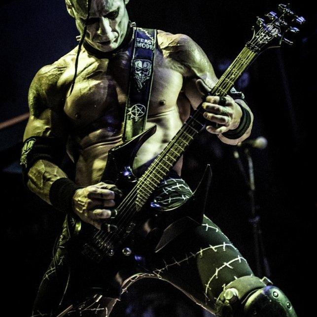 Doyle Wolfgang von Frankenstein (Misfits),  guitars for punk