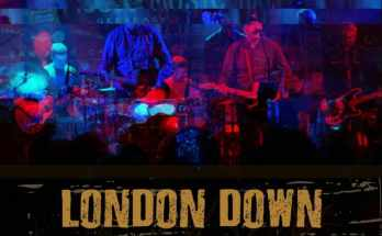 London Down - Danang (Live) classic rock indie new music 2020