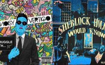 Noisy Vertigo and Slow Walk release new singles
