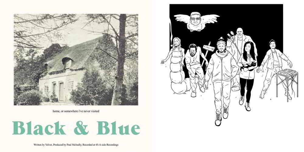 BURSTING WONDERLAND and Velvet reviewed alt77
