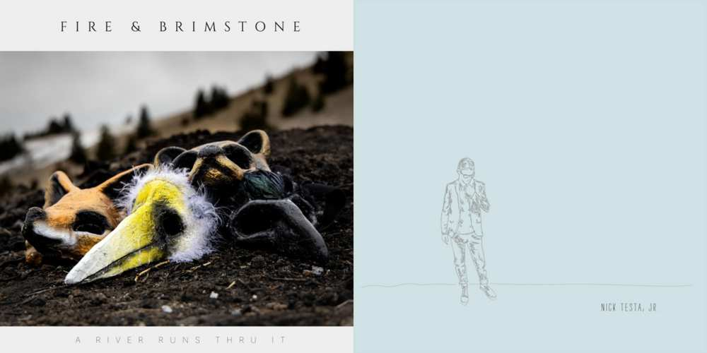 Nick Testa Jr and A River Runs Thru It release new singles