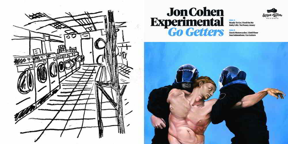 Jon Cohen Experimental and the Wash reviewed