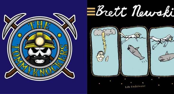 Brett Newski and The Tommyknockers new singles reviewed
