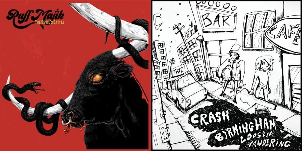Crash Birmingham and Ruff Majik reviewed