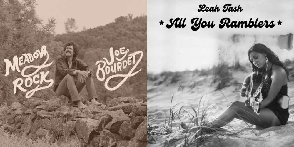 Leah Tash and Joe Bourdet