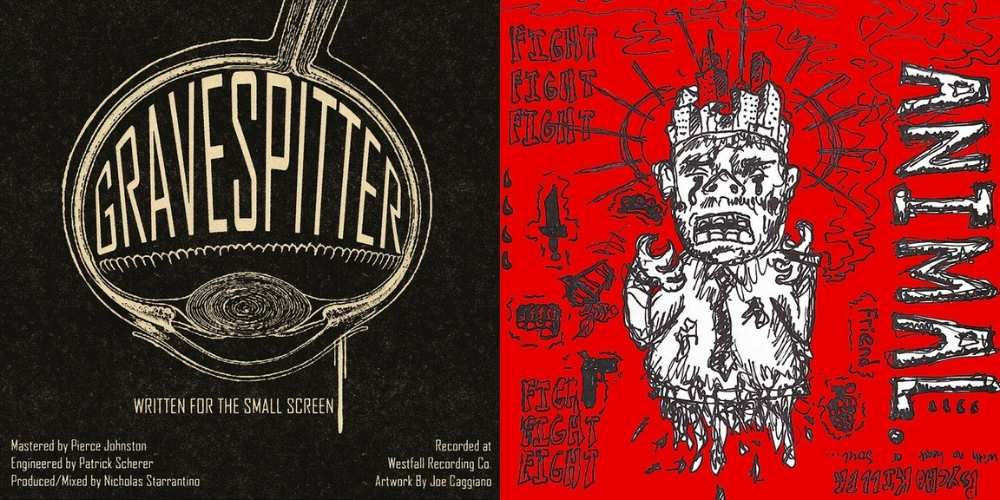 Friend and GraveSpitter reviewed by Alt77