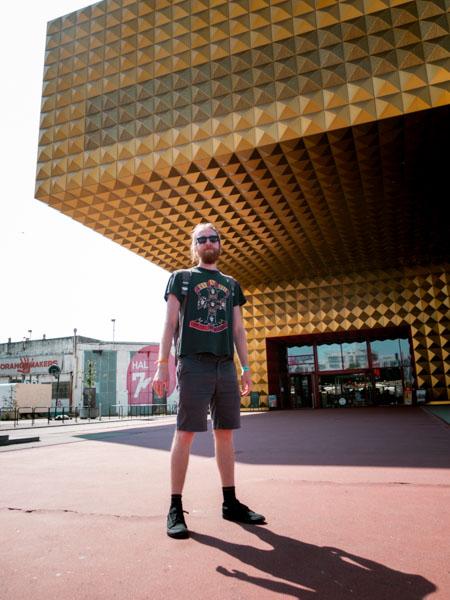Visiting Ragnarock, the museum honoring the Roskilde Festival