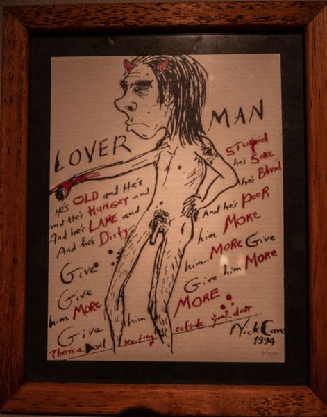 Stranger Than Kindness: The Nick Cave Exhibition Copenhagen Denmark