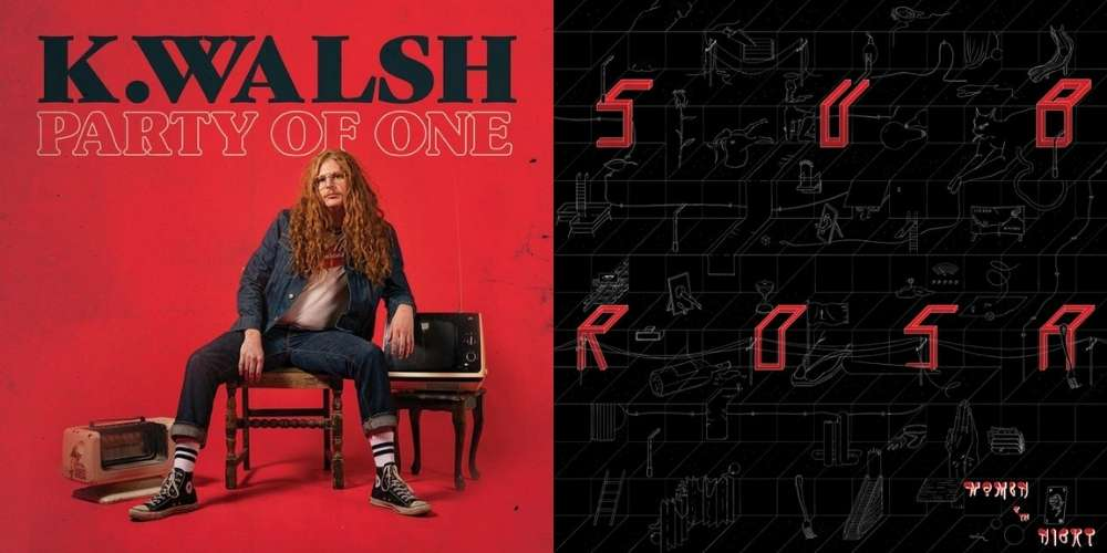 Women Of The Night and K. Walsh reviewed by Alt77