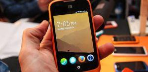 ZTE Open es el primer smartphone con sistema operativo FireFox OS