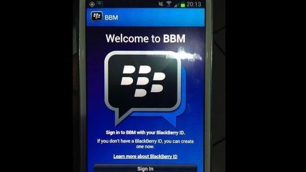 BlackBerry cierra su Messenger a usuarios particulares