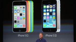 iPhone5C y 5S