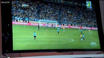 Sony grabará el Mundial de Fútbol de Brasil en 4K