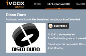 DiscoDuro - iVoox