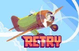 """""""Retry"""", su propia variante del popular Flappy Bird"""