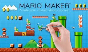 Mario Maker permitirá diseñar el Reino Champiñón a tu gusto