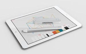 Adobe tiene un lápiz electrónico y una regla digital específicos para iPad