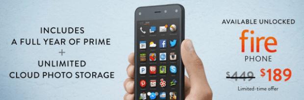 7ed0d2373aa El Amazon Fire Phone de 32GB es GSM y está optimizado para redes 4G LTE y  también soporta redes 3G y 2G. La oferta es por  189