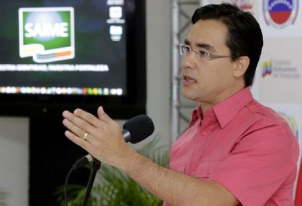 Director del Saime, Dante Rivas