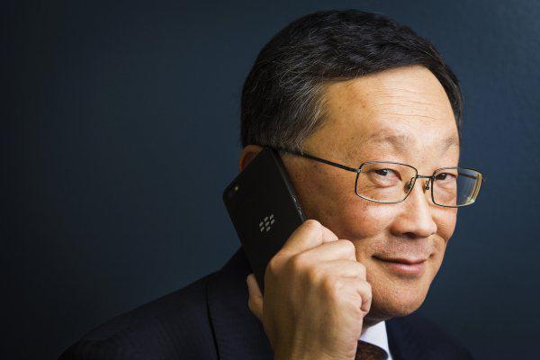 John Chen - CEO Blackberry