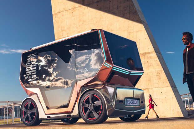 Impresoras 3D para la fabricación de vehículos