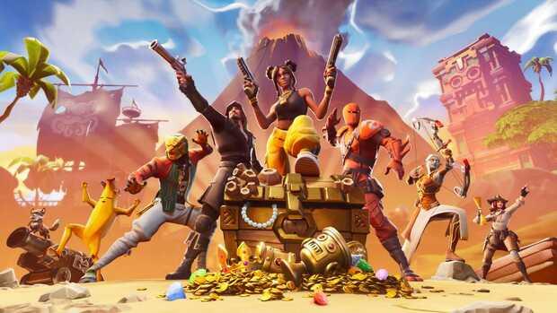 Fortnite: el juego que hace millonarios a los adolescentes  Fortnite temporada 8