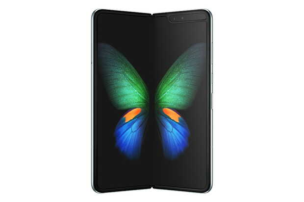 Galaxy Fold el móvil Samsung con pantalla plegable