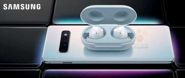 Los mejores auriculares inalámbricos para todas las orejas y bolsillos - Samsung Galaxy Buds