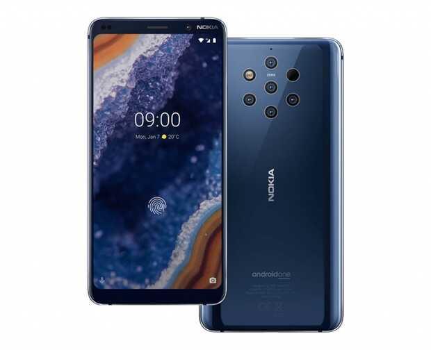 Android 10 llegará a la gama alta de Nokia este mismo año Nokia 9 PureView