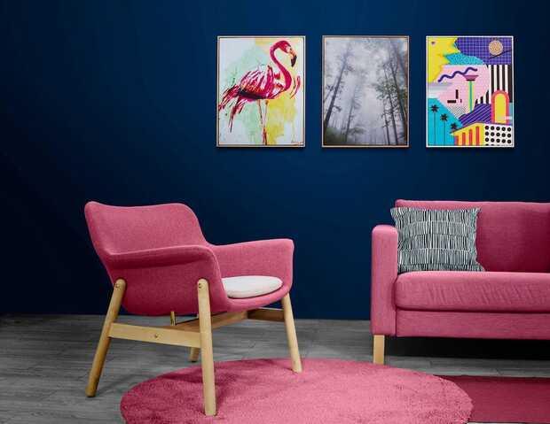 Obras de arte con altavoces integrados