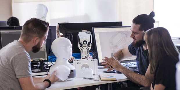 Diseñan robot para hacer entrevistas de trabajo y evitar los prejuicios