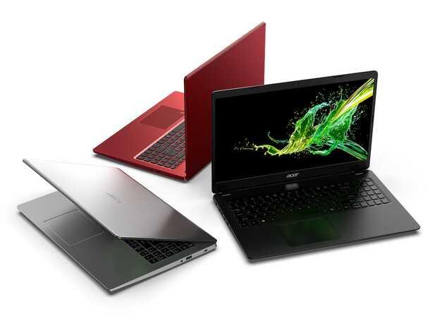 Acer Aspire 5 Nueva serie de portátiles Aspire con precios que van desde los 350 dólares