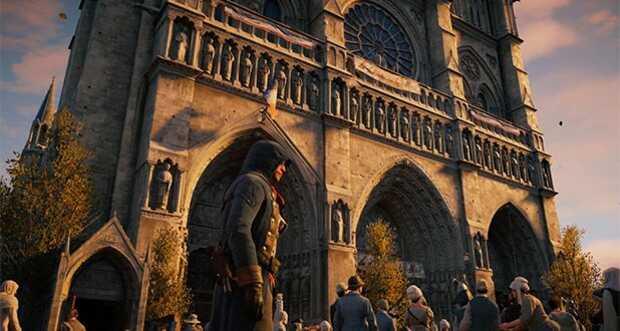 Ubisoft Assassin's Creed Unity gratis por unos días como homenaje a Notre Dame