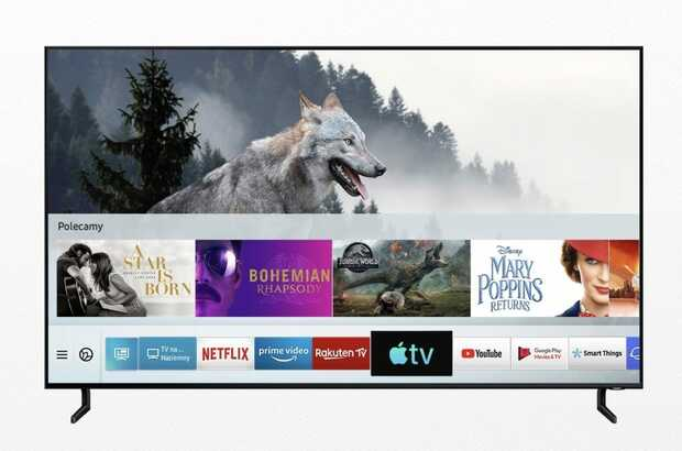 Apple TV y AirPlay 2 llegan a los Samsung Smart TV de 2018 y 2019