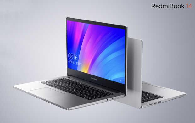 Redmi lanza su primera portátil súper económica RedmiBook 14