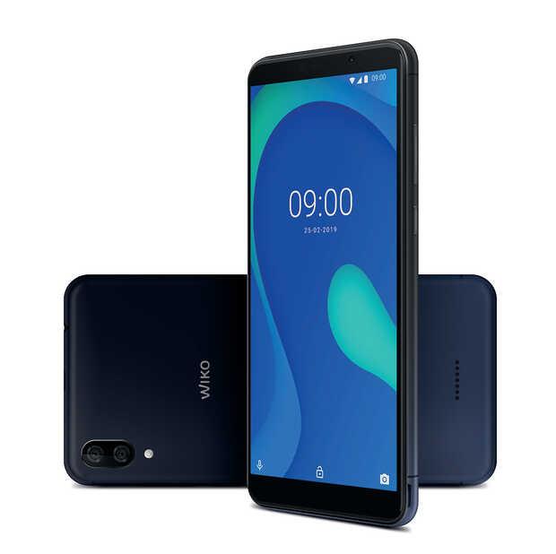 Wiko lanza móvil gama baja con batería por todo lo alto