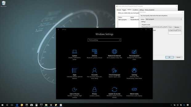 Cambia fácil entre modo oscuro y modo claro en Windows 10