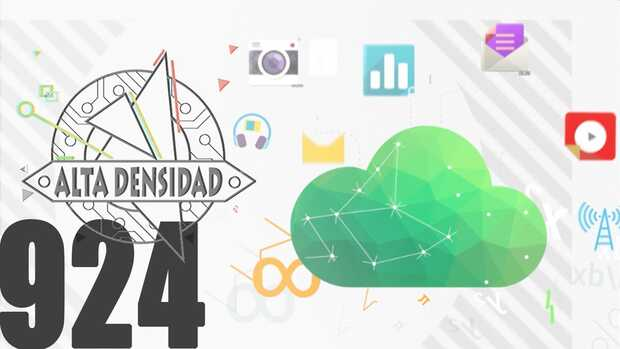 Alta Densidad Nº 924 - PROGRAMA COMPLETO
