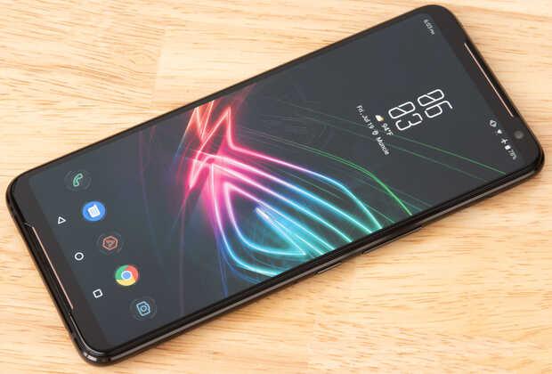 AsusROG Phone II: el teléfono para juegos más potente hasta ahora