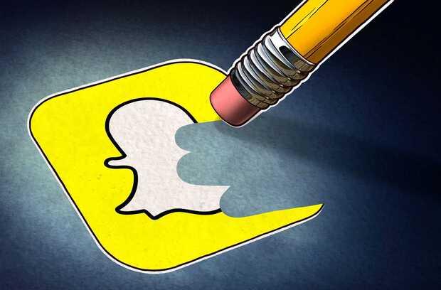 Cómo eliminar tu cuenta de Snapchatsin perder tus datos