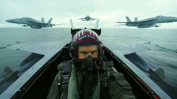 Top Gun Maverick: primer tráiler en español de la secuela con Tom Cruise