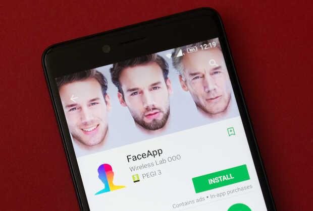 Peligros de FaceApp: la aplicación que te hace viejo pero se queda con tu cara y con tus datos