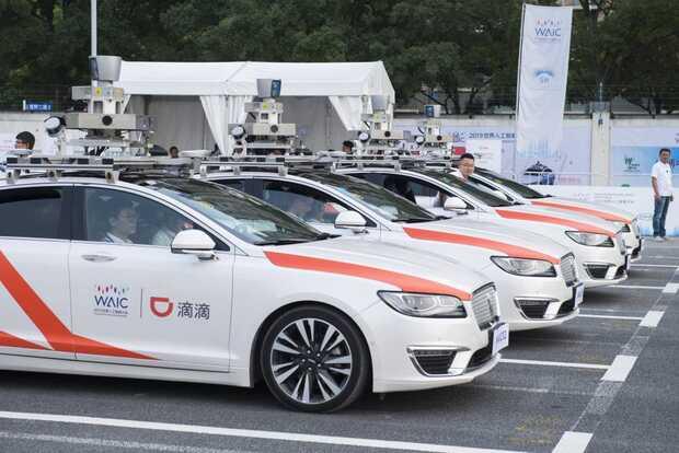 Arranca en China la era del taxi sin conductor