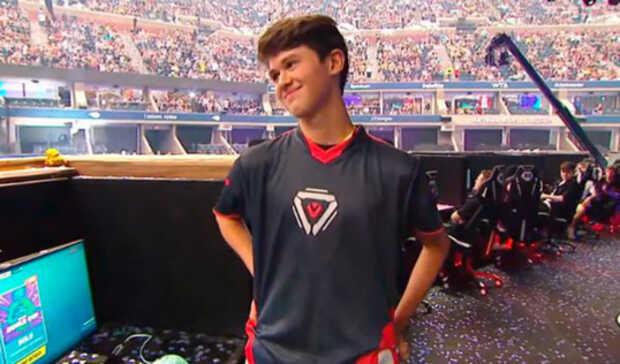 Fortnite: el juego que hace millonarios a los adolescentes Kyle Giersdorf, 'Bugha', tiene 16 años y ya es millonario gracias a Fortnite