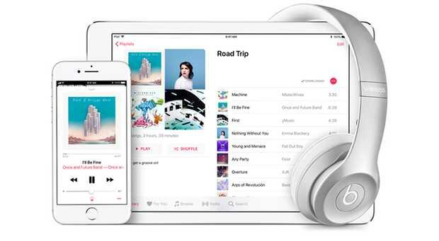 Nueva versión web de Apple Music funciona en cualquier navegador hasta con Android